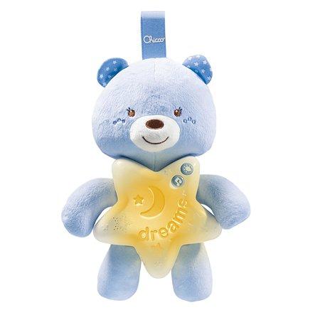 Подвеска-ночник Chicco Медвежонок Голубой 00009156200000