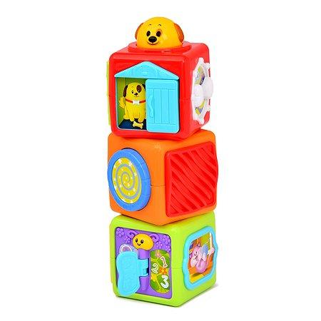 Набор кубиков ABC 0613-NI
