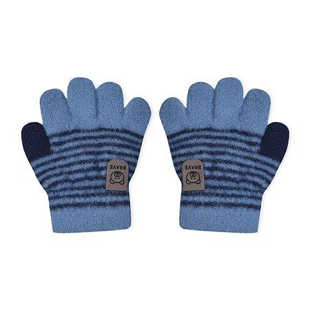 Перчатки Baby Gо голубые