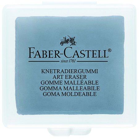 Ластик художественный Faber Castell Серый 127220