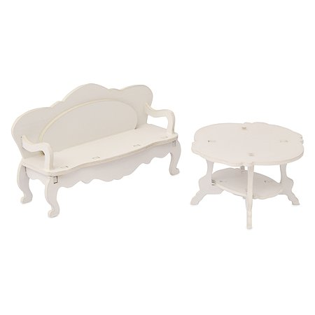 Набор Одним прекрасным утром Прованс Гостиная чайный столик и диван