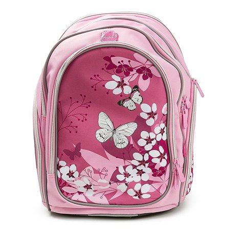 Рюкзак школьный Mag Taller Сherry blossom(розовый)