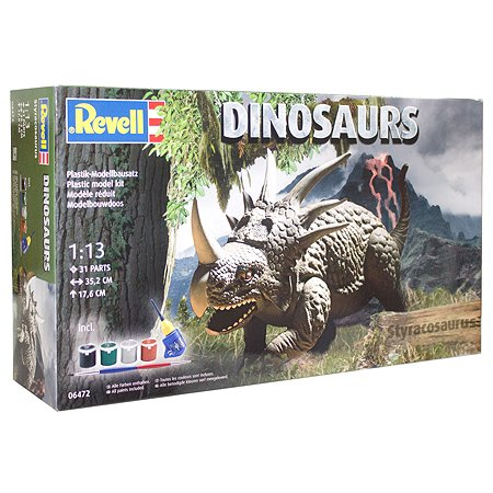 Модель для сборки Revell Стиракозавр