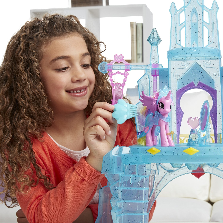 Hasbro B5255EU4 My Little Pony Castillo de Cristal