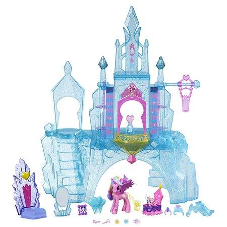 Набор My Little Pony Кристальный замок