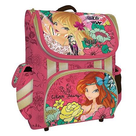 Ранец Kinderspielwaren Winx Fashion (розовый)