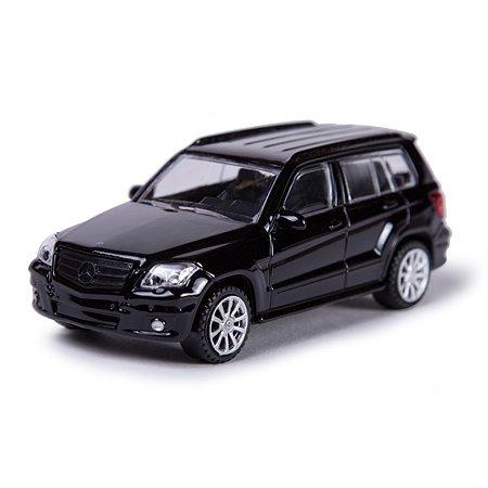 Машинка Rastar Mercedes GLK-CLASS 1:43 Черная