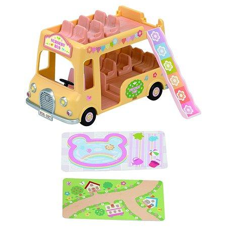 Набор Sylvanian Families Двухэтажный автобус для малышей (5275)