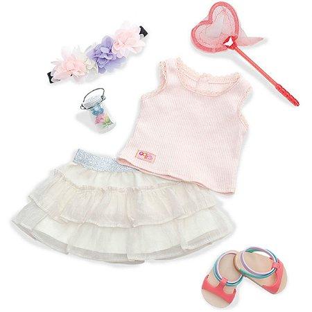 Набор Our Generation одежды для куклы