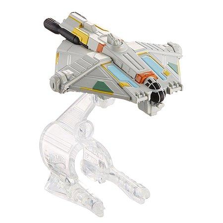 Машина Hot Wheels Star Wars Звездные корабли Ghost DRX07