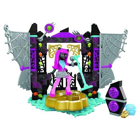 Игровой набор Mega Bloks Monster High Игровой набор Звездная сцена