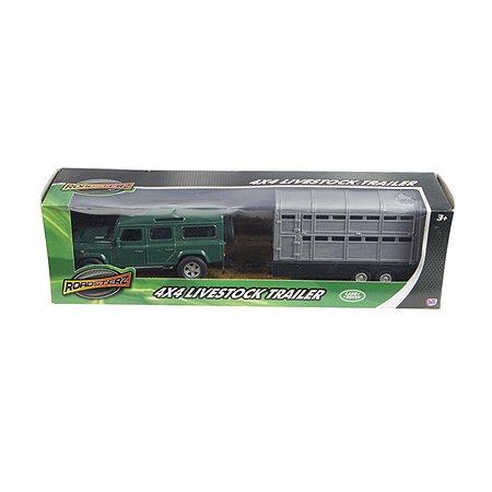 Джип HTI (Roadsterz) джип с прицепом