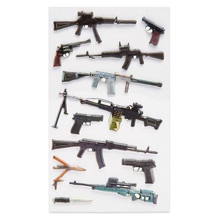 Наклейка декоративная зефирная Липляндия 4 Оружие 1 70*160