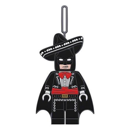 Бирка для багажа LEGO Batman Movie Mariachi