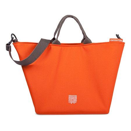 Сумка для коляски Greentom Shopping bag Orange