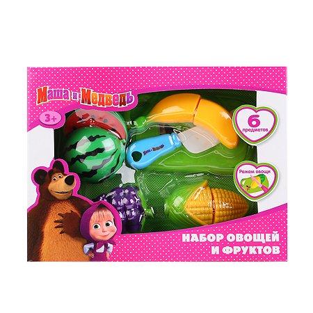 Набор Играем вместе фруктов и овощей