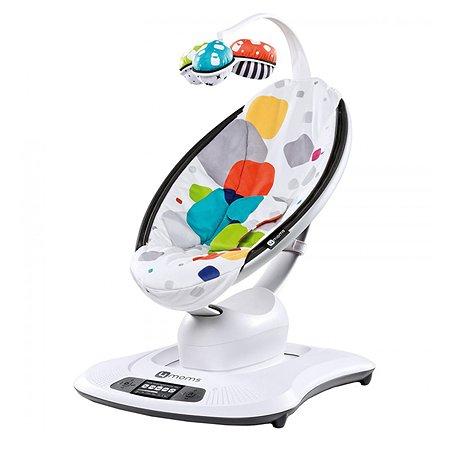 Кресло-качалка 4Moms МамаРу 3.0 мультиплюш