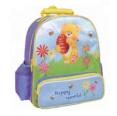 Рюкзак школьный Tiger Happy World в ассортименте