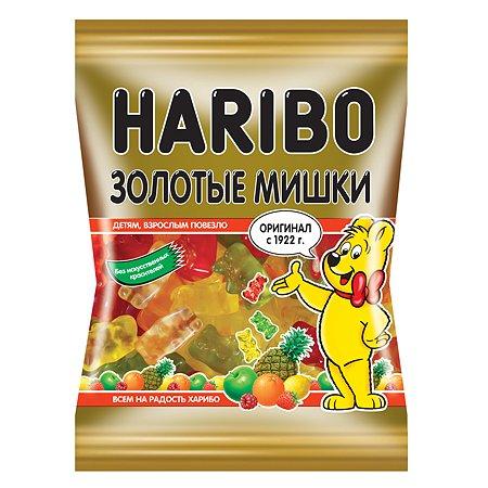 Мармелад жевательный HARIBO Золотые мишки 70г