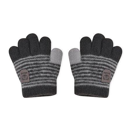 Перчатки  BabyGo серые