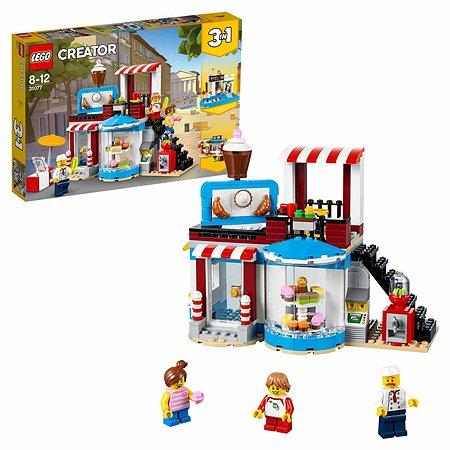 Конструктор Lego LEGO Creator Модульная сборка приятные сюрпризы 31077