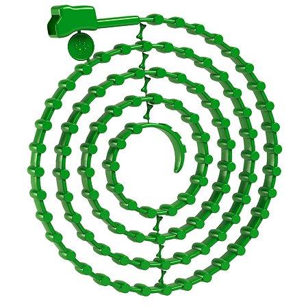 Ошейник для собак Animal Play репеллентный зеленый 75см 70748
