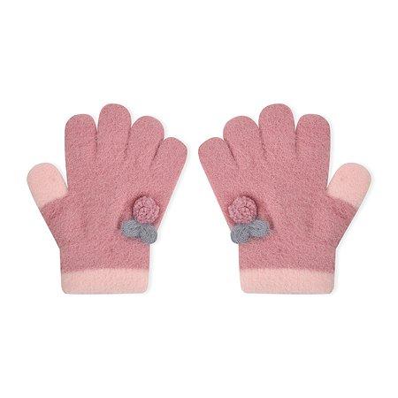 Перчатки BabyGo розовые