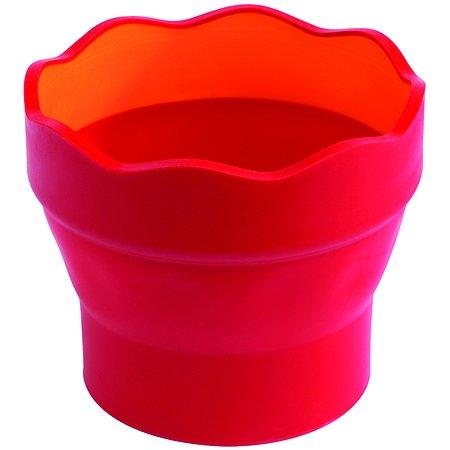 Стаканчик для воды Faber Castell Розовый 181517