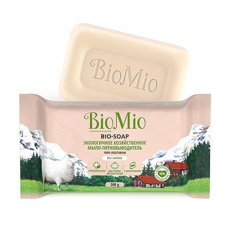 Мыло хозяйственное BioMio без запаха 200г