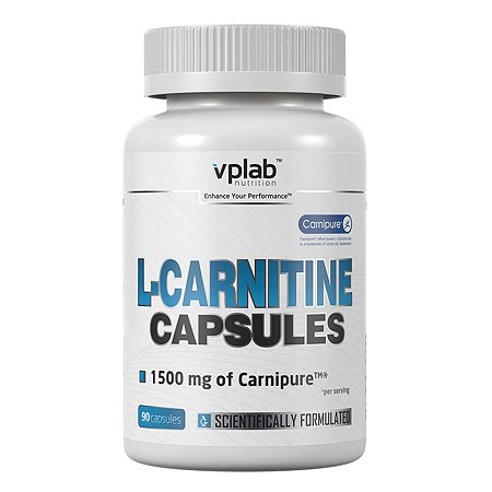 Л-карнитин VPLAB Capsules 90капсул