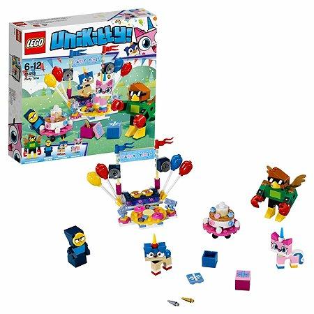 Конструктор LEGO Unikitty Вечеринка 41453