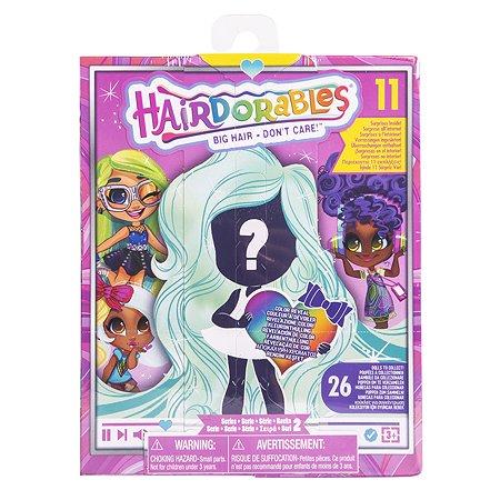Кукла Hairdorables Модные образы в непрозрачной упаковке (Сюрприз) 23613