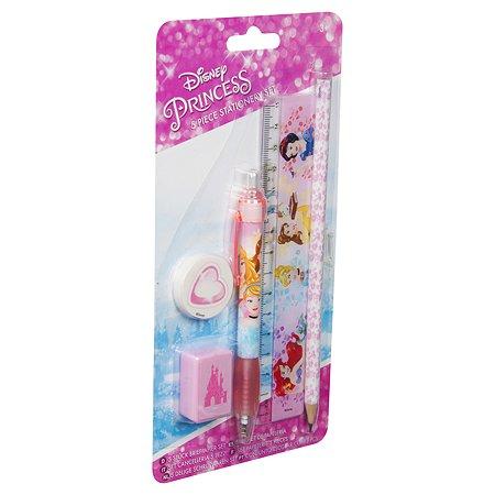 Набор канцелярский Sambro Princess 5 предметов DSP13-6040