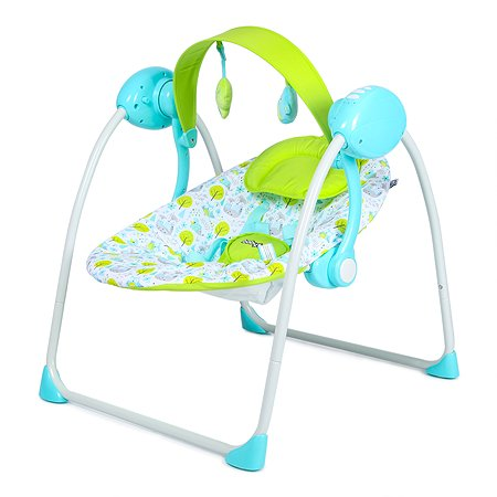 Качели Babyton Sleepy Blue TY008H