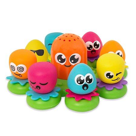 Игрушка для ванной Tomy Остров Осьминожек E2756
