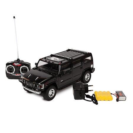 Машинка на радиоуправлении Mobicaro Hummer 1:16 Чёрная