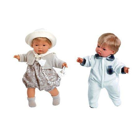 Кукла Llorens Джо/Люк 38 см в ассортименте
