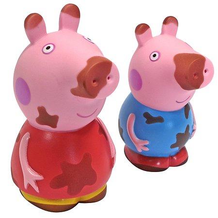 Набор для ванны Свинка Пеппа Pig Чистюля или грязнуля 30219