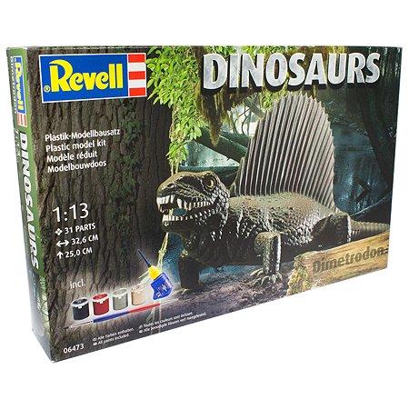 Модель для сборки Revell Диметродон