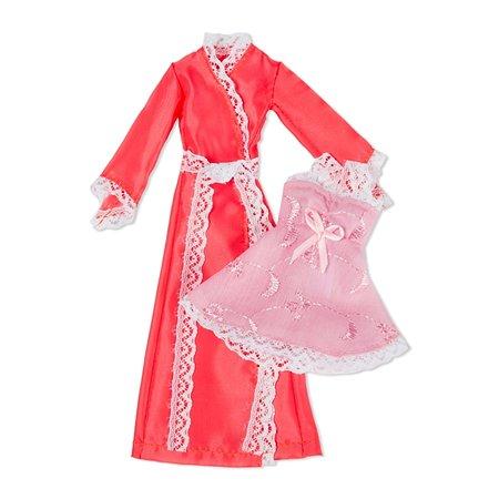 Одежда для кукол Модница пеньюар и сорочка