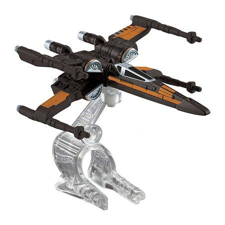Машина Hot Wheels Star Wars Звездные корабли X-Wing Fighter DJJ63