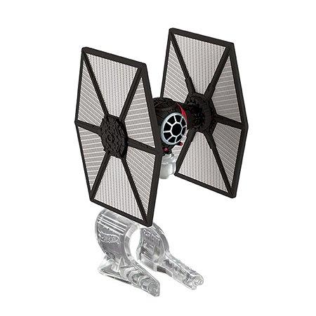 Машина Hot Wheels Star Wars Звездные корабли Tie Fighter CKJ67