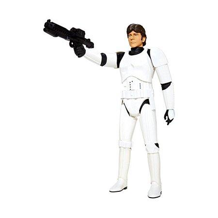 Фигурка Big Figures Star Wars Хан Соло 79 см