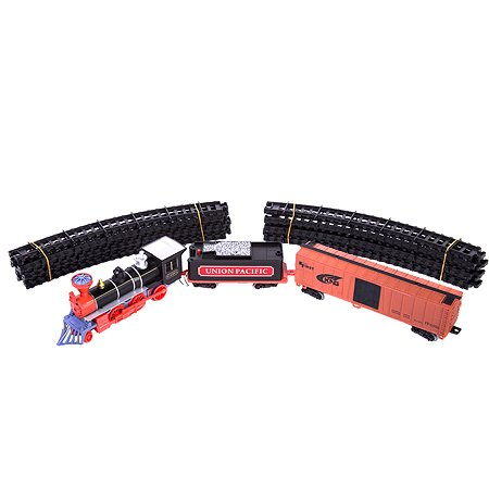 Железная дорога Mobicaro (на батарейках) 324 см UP