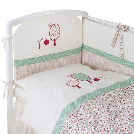 Комплект постельного белья Perina КЛЮКОВКА для детей, 6 предметов