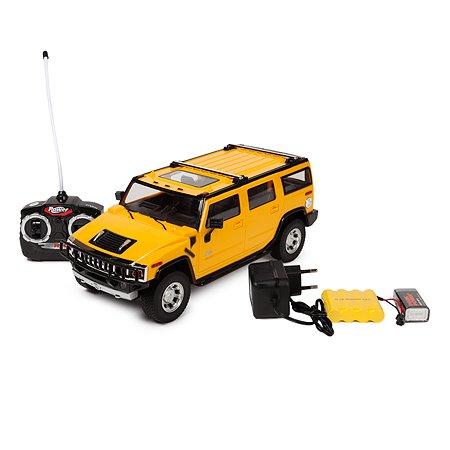 Машинка на радиоуправлении Mobicaro Hummer 1:16 Жёлтая