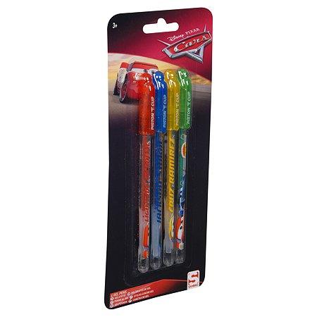 Набор Sambro Cars 3 Ручки гелевые 4 шт DSC9-630