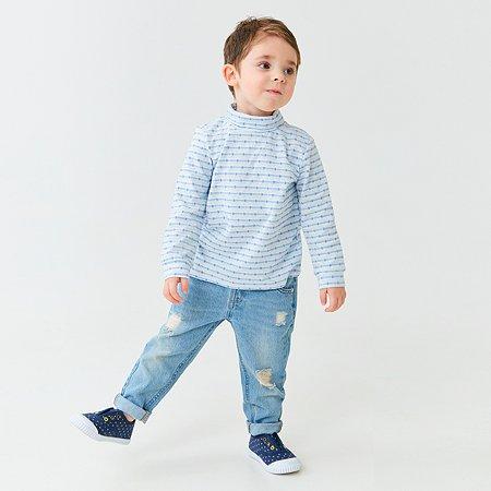 Джинсы Baby Gо голубые