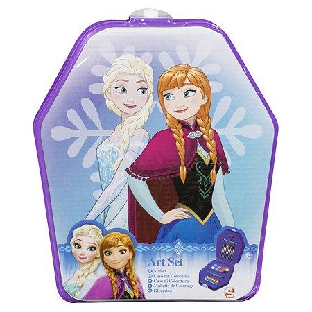 Набор для рисования Sambro Frozen в чемодане DFR8-4372