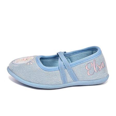 Туфли Frozen голубые